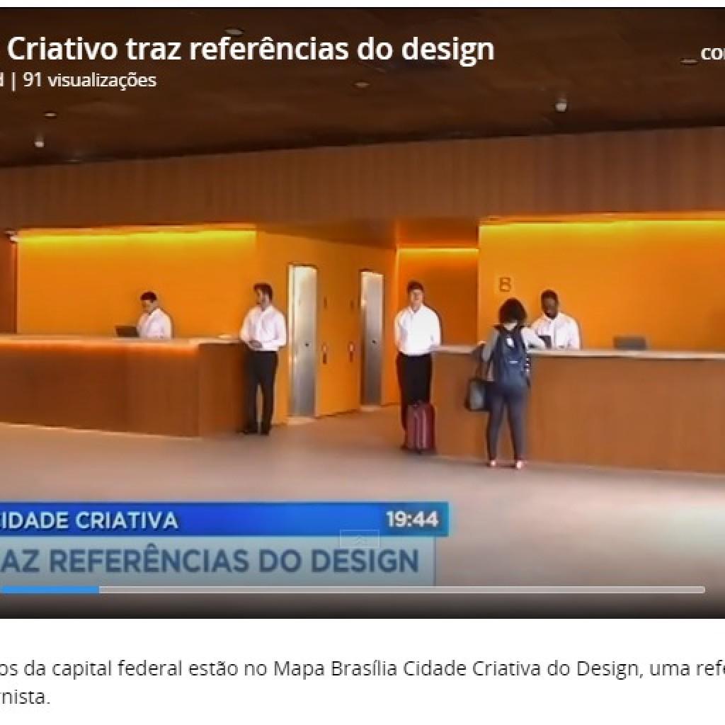 🏨 TV RECORD   B HOTEL BRASÍLIA