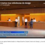 Mapa Criativo traz referências do design Distrito Federal R7 DF Record