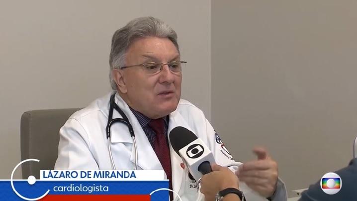 TV Globo G1 DF - Dr. Lázaro Miranda HSLS - 13-06-2018