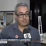 TV Globo G1 - Dr. Cláudio Carneiro HSLS - 30-05-2018