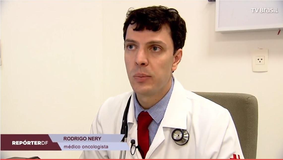 TV Brasil - Dr. Rodrigo Nery HSLS - 16-07-2018