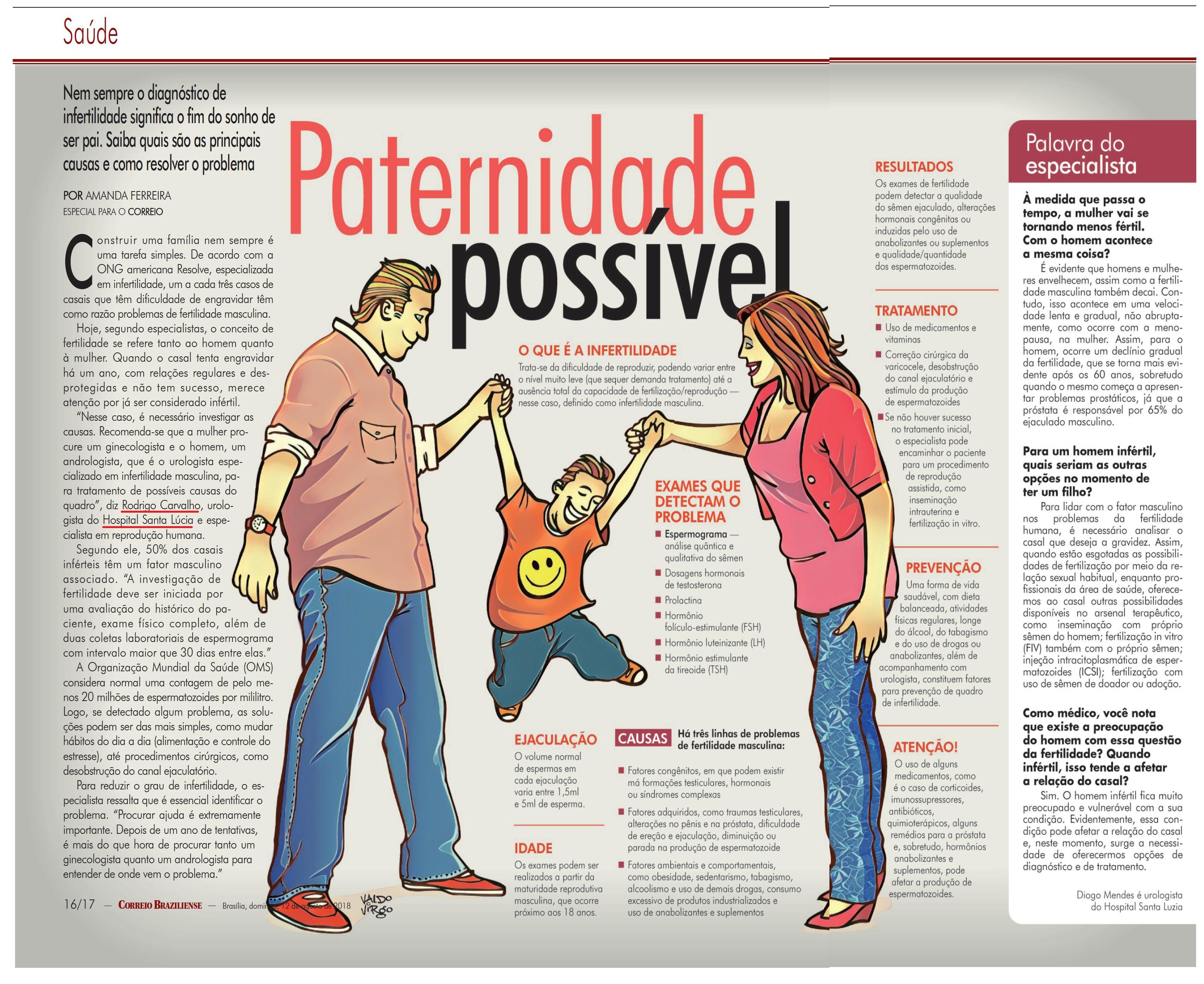 Revista do Correio - Dr. Rodrigo Carvalho HSLS - 12-08-2018