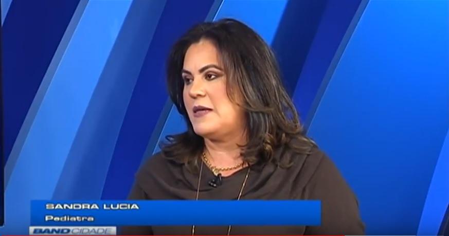 TV Band - Dra. Sandra Lúcia Andrade HSLS - 01-08-2018