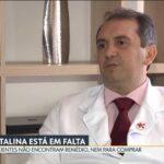 TV Globo G1 - Dr. Fábio Aurélio Leite HSLN - 10-09-2018