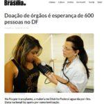 Jornal de Brasília Online - Dra. Maria Letícia CDRB - 27-09-2018