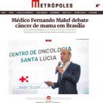 Metrópoles - Congresso Oncologia - 16-10-2018