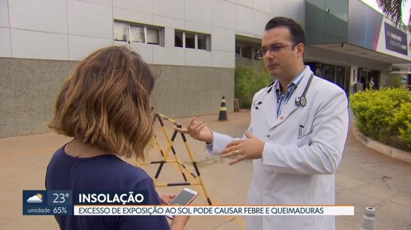TV Globo - Dr. Marcos Pontes HSLN - 10-10-2018