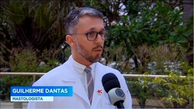TV Record (DF Record) - Dr. Guilherme Dantas HSLS - 02-10-2018
