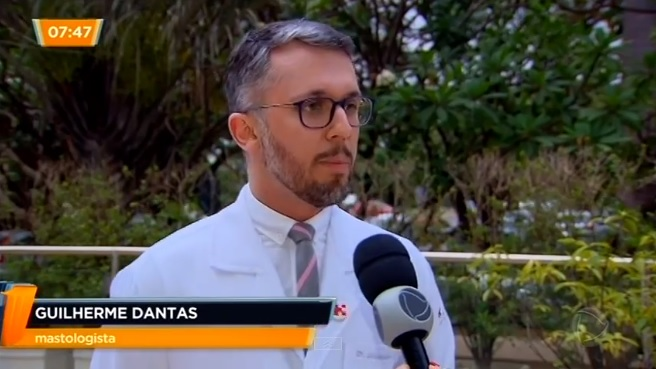 TV Record (DF no AR) - Dr. Guilherme Dantas HSLS - 02-10-2018