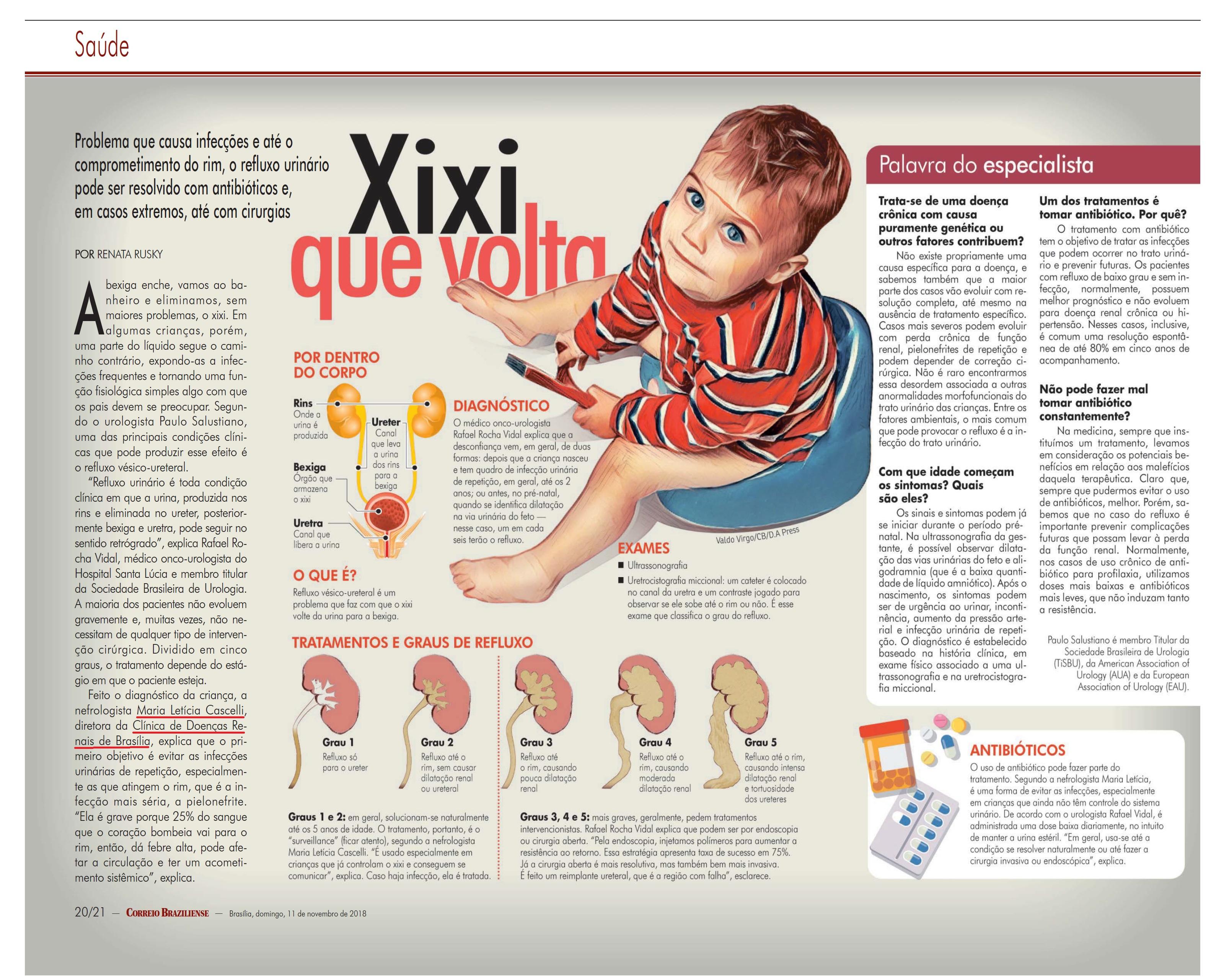 Revista do Correio - Dra. Maria Letícia Cascelli CDRB - 11-11-2018