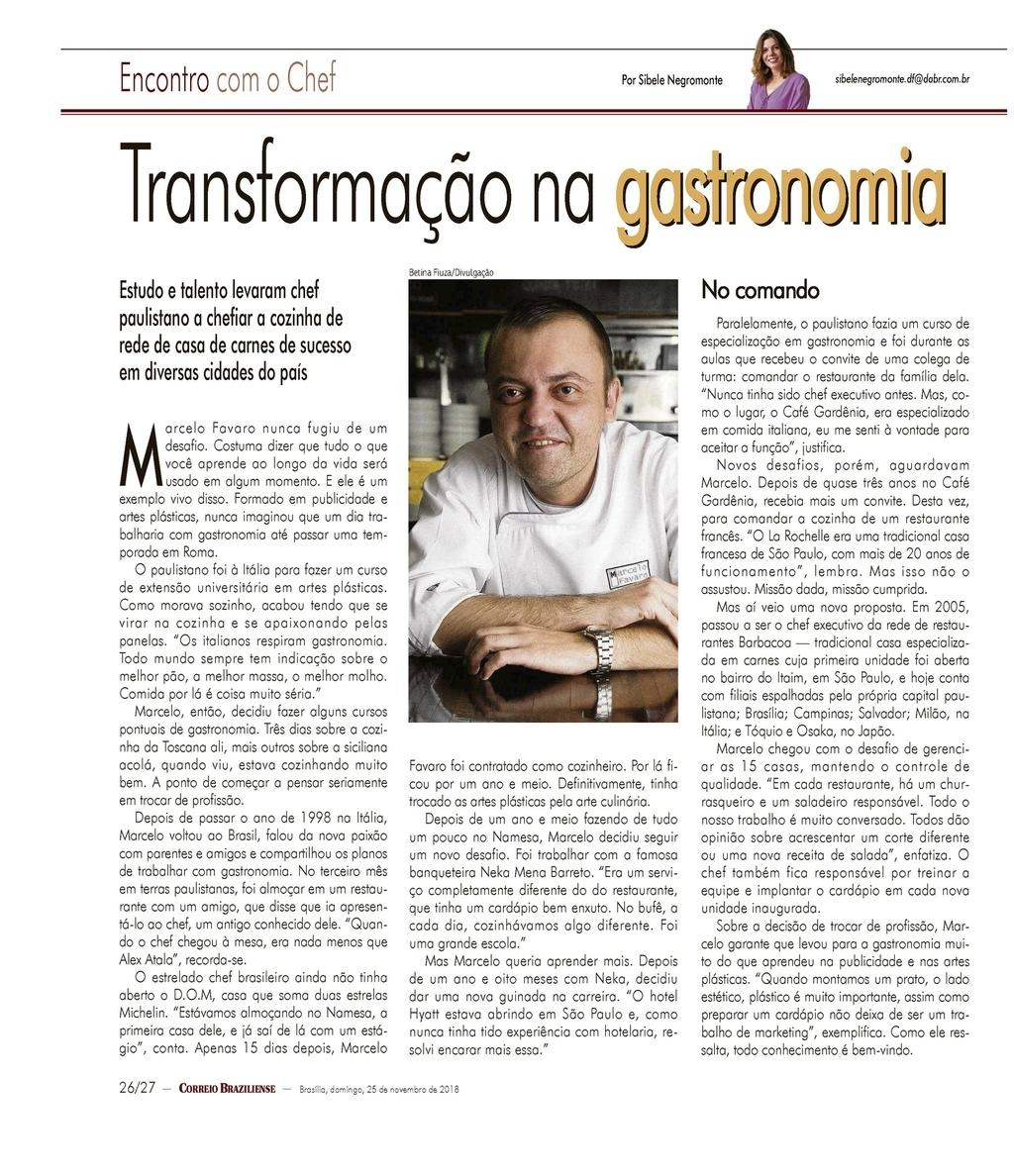 Revista do Correio - Marcelo Favaro pg1