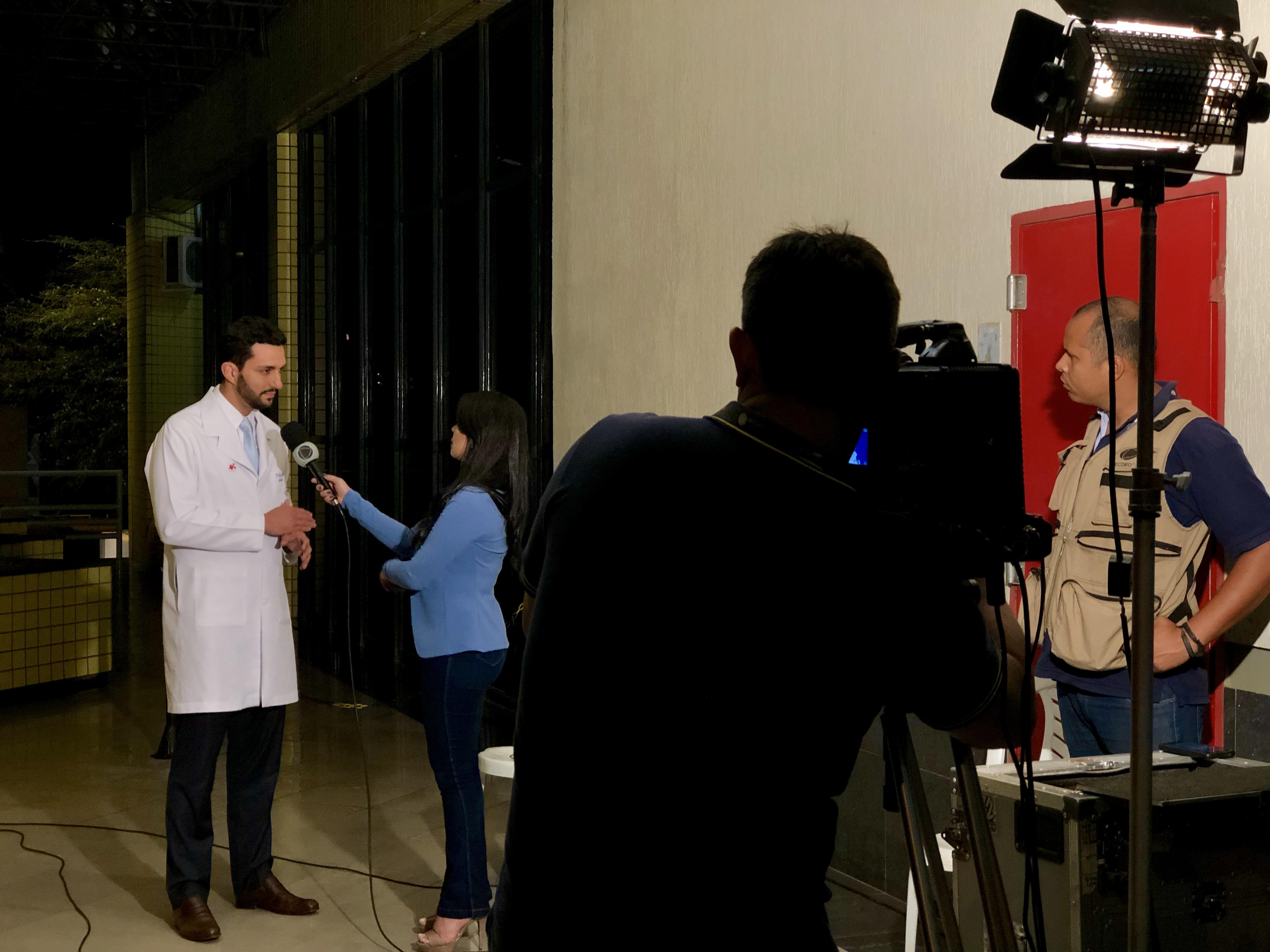 TV Record - Dr. Rafael Rocha Vidal HSLS - 01-11-2018 [2]