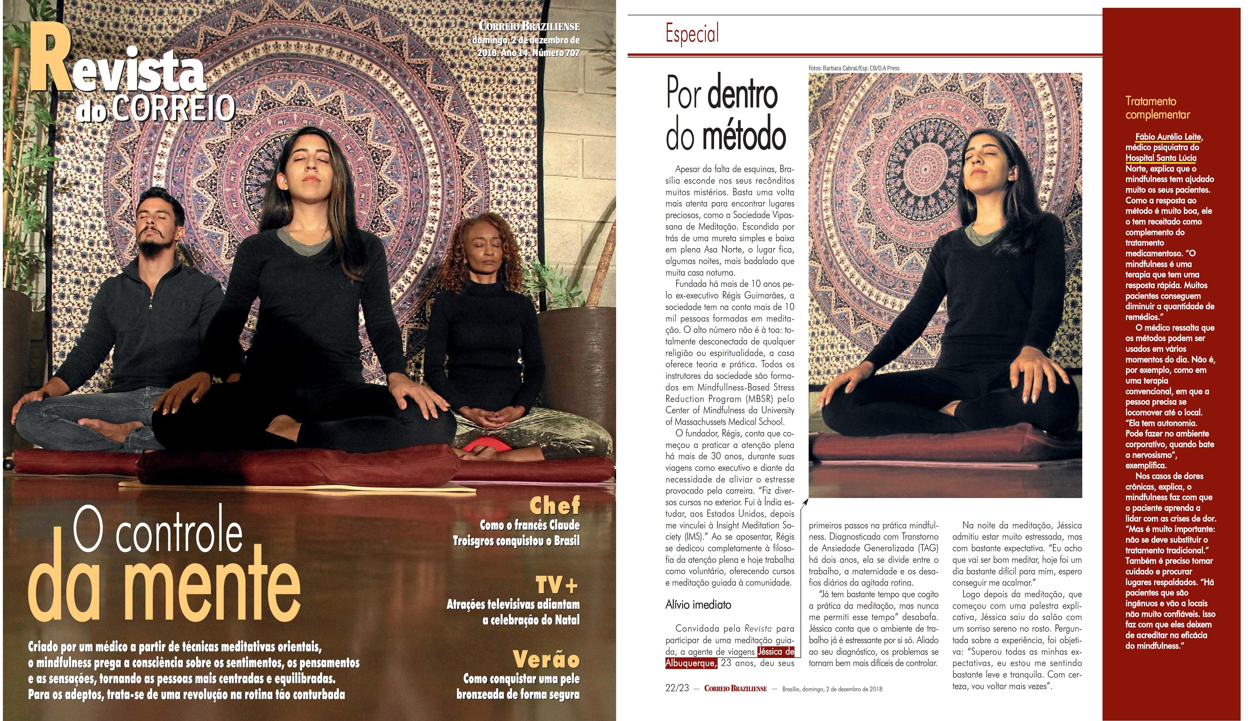Revista do Correio - Dr. Fábio Aurélio Leite HSLN - 02-12-2018