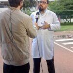 TV Globo - Dr. Leandro Machado HSLS - 10-12-2018
