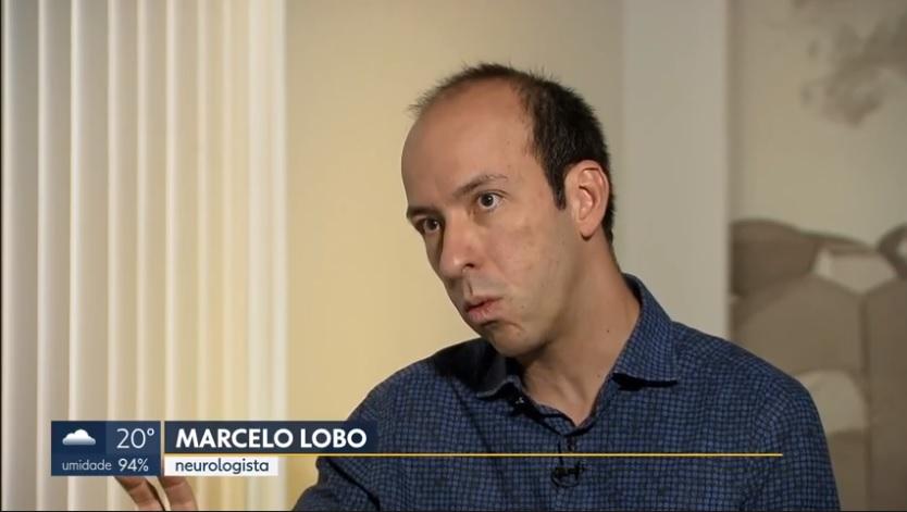 TV Globo - Dr. Marcelo Lobo HSLS - 12-11-2018
