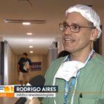 TV Globo - Dr. Rodrigo Aires HSLS - 21-11-2018