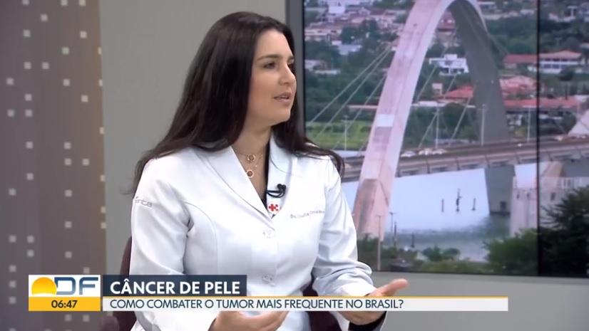 TV Globo - Dra. Cláudia Ottaiano HSLS - 10-12-2018 [3]
