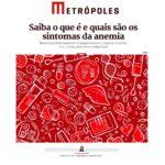 Metrópoles - Dr. Luciano Lourenço HSLS - 16 de janeiro de 2019