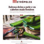 Metrópoles - Dra. Natália Souza Medeiros HSLS - 16-01-2019
