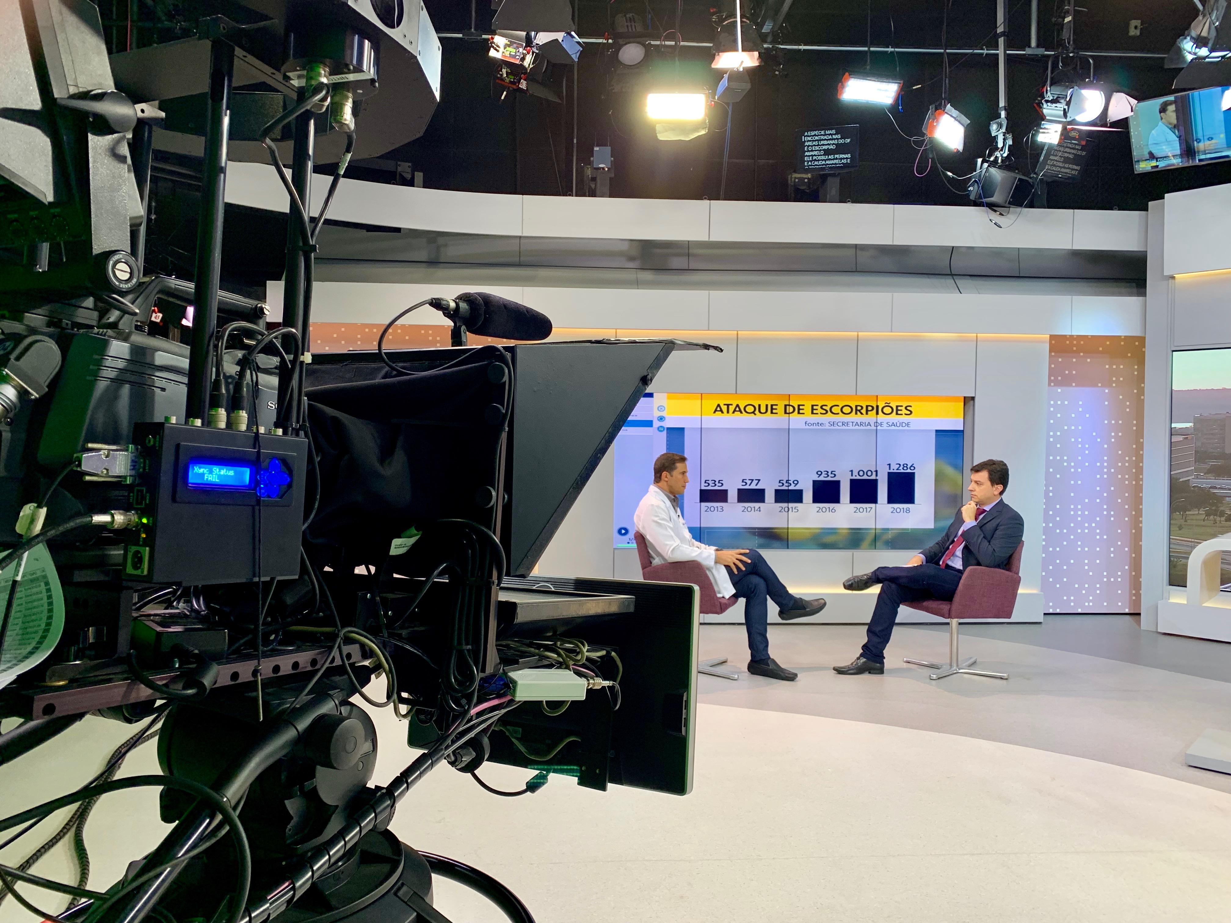 TV Globo - Dr. Luciano Lourenço HSLS - 23-01-2019 - Bom Dia DF [2]