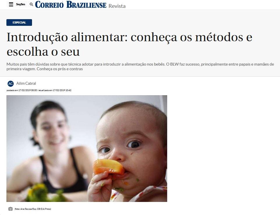 Revista do Correio - Dra. Nathália Sarkis HSLS - 17-02-2019 [ONLINE]