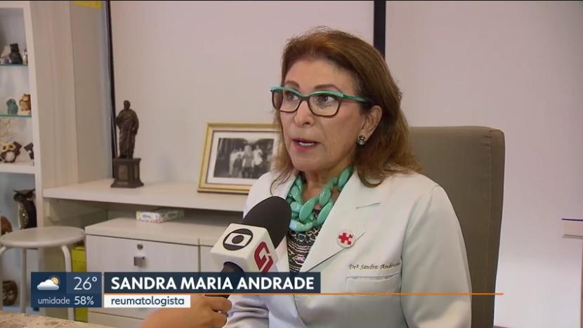 TV Globo - Dra. Sandra Maria Andrade HSLS - 13-02-2019 [3]