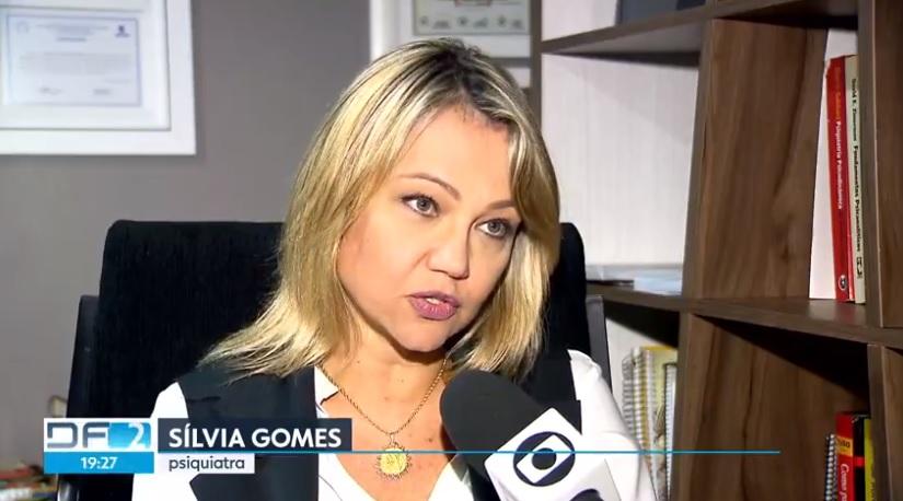 TV Globo - Dra. Silvia Marchant HSLS - 26-01-2019