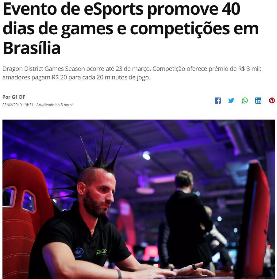 eSports G1