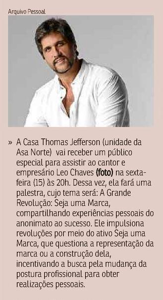 Leo Chaves Coluna 360