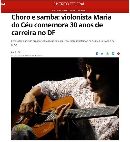 Maria do Céu G1DF