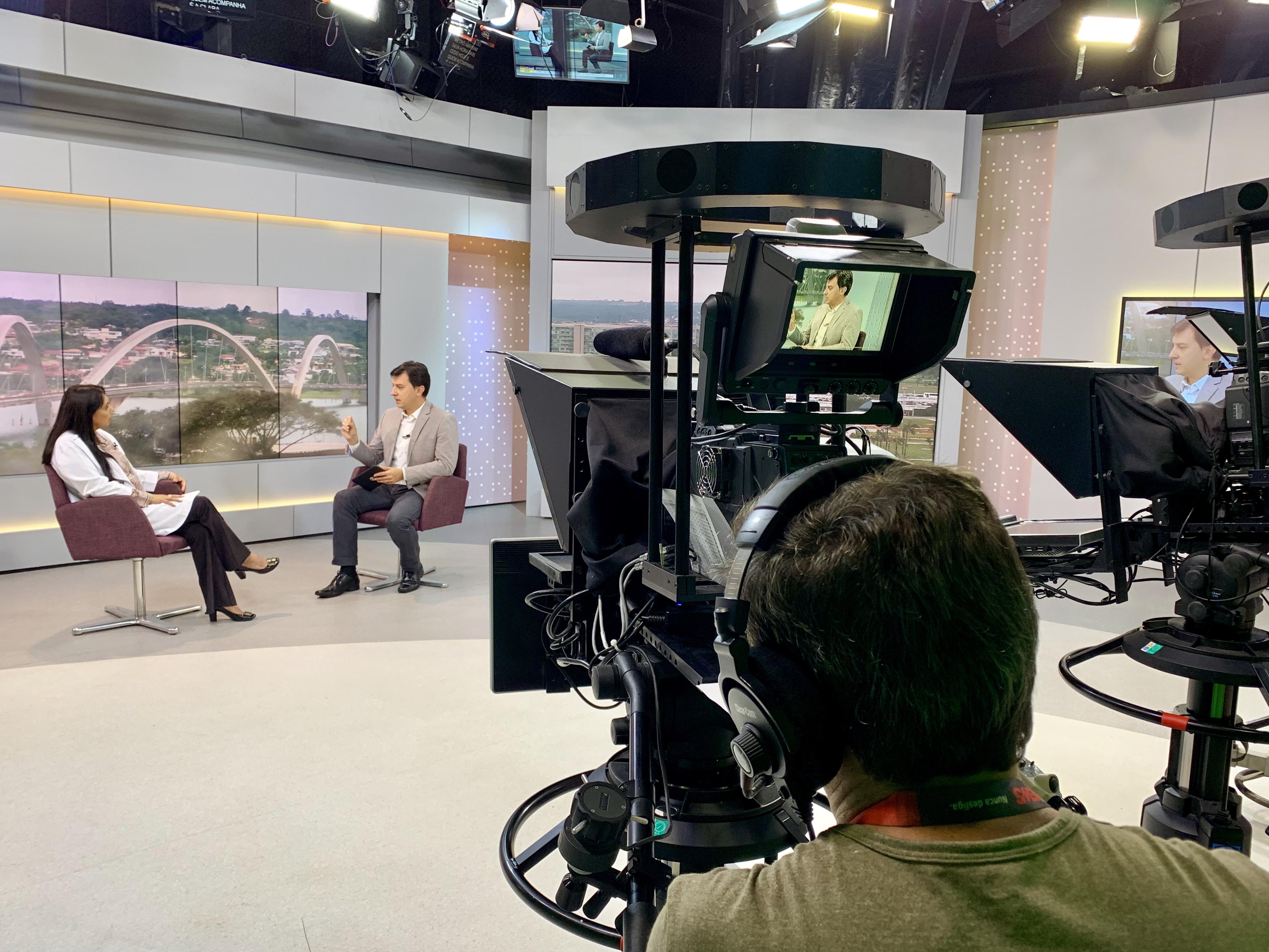 TV Globo - Dra. Josenice Araújo - FertilCare - 25-03-2019 [2]