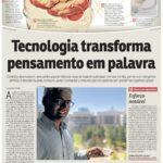 Correio Braziliense - Dr. Cláudio Roberto Carneiro HSLS - 25-04-2019