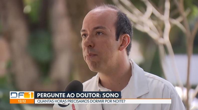 TV Globo HD - Dr. Marcelo Lobo HSLS - 01-05-2019