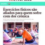 Metrópoles - Dra. Sandra Maria Andrade HSLS - 19-06-2019