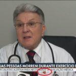 TV Globo - Dr. Lázaro Fernandes de Miranda HSLS - 03-07-2019