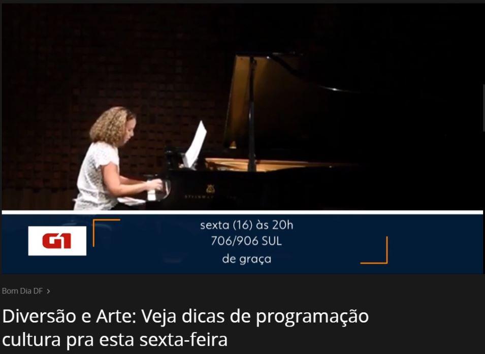 Joana Holanda - TV Globo