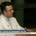 TV Globo - Dr. Marcos Pontes HSLN - 21-08-2019