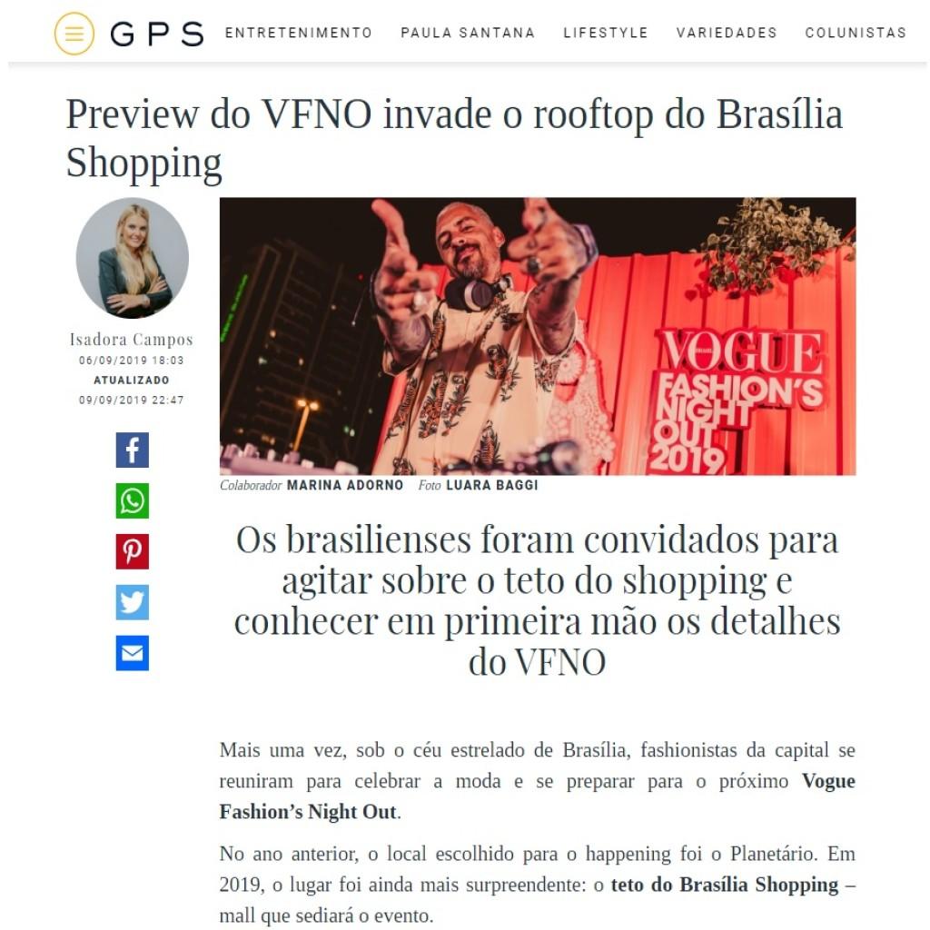 GPSLifetime BRASÍLIA SHOPPING