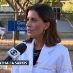 TV Globo - Dra. Nathália Sarkis HSLS - 04-09-2019