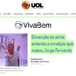 UOL Notícias - Dr. Alexandre Giovanini HSLS - 29-10-2019