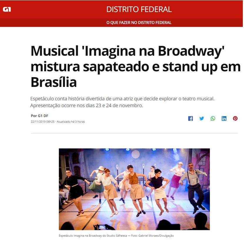 Imagina na Broadway