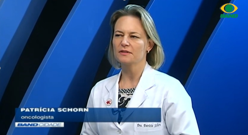 TV Band - Dra. Patrícia Schorn HSLS - 24-10-2019