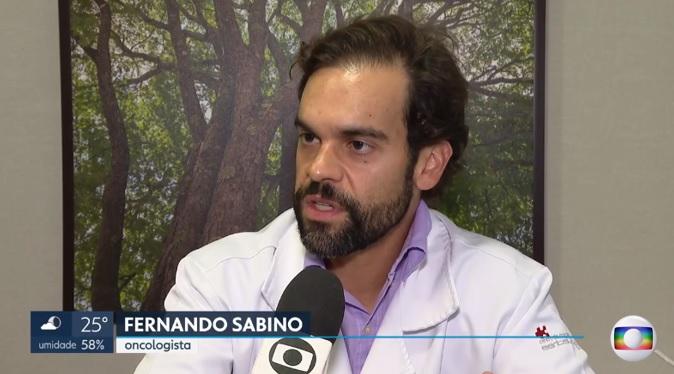 TV Globo - Dr. Fernando Sabino COSL - 06-11-2019