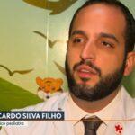 TV Globo - Dr. Ricardo Filho HSLS - 31-10-2019