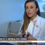 TV Globo - Dra. Larissa Camargo HSLS - 28-11-2019