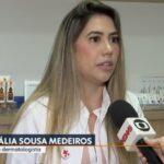 TV Globo - Dra. Natália Souza Medeiros HSLS - 06-11-2019