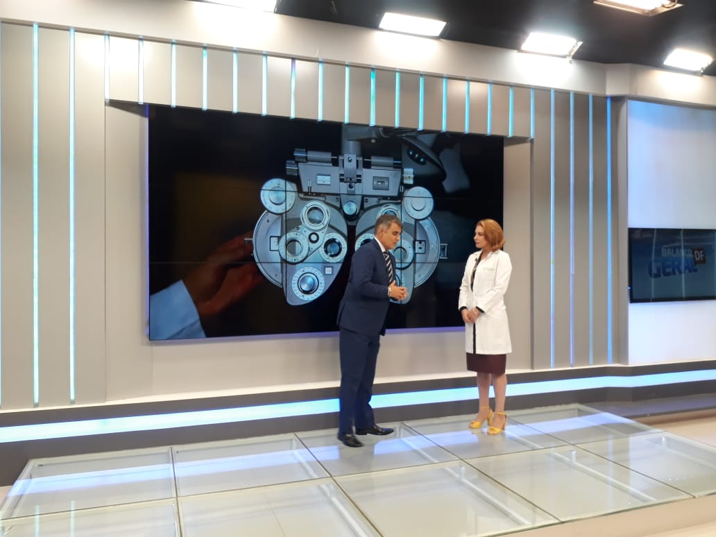 TV Record - Dra. Patrícia Brunck HSLS - 19-11-2019