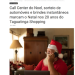 DICAS DA CAPITAL | TAGUATINGA SHOPPING