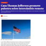 CORREIO BRAZILIENSE | CASA THOMAS JEFFERSON