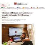 METRÓPOLES   CASA THOMAS JEFFERSON